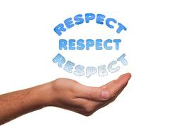 """Respect science, respect nature, respect each other"""""""